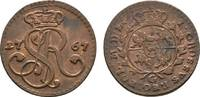 Polen Cu Groschen Stanislaus August 1764-1795