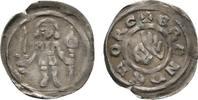 Brandenburg-Preußen Pfennig Albrecht III. 1283-1300