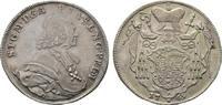Salzburg, Erzbistum Taler Sigismund III. von Schrattenbach 1753-1771