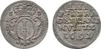 Brandenburg-Preußen 4 Pfennig Friedrich III. 1688-1701