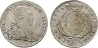 Sachsen-Albertinische Linie 1/3 Taler Friedrich August III. 1763-1806