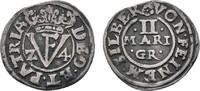 Braunschweig-Wolfenbüttel 2 Mariengroschen Friedrich Ulrich 1613-1634