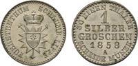 Schaumburg-Lippe Silbergroschen Georg Wilhelm 1807-1860