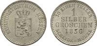 Hessen-Kassel Silbergroschen Friedrich Wilhelm I. 1847-1866