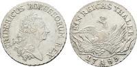 Brandenburg-Preußen Taler Friedrich II. 1740-1786