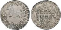 Braunschweig-Lüneburg-Celle Taler Christian Ludwig 1648-1665