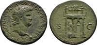 Kaiserreich AE-Sesterz Nero 54-68