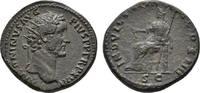 Kaiserreich AE-Dupondius Antoninus Pius 138-161