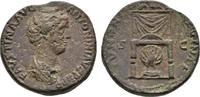 Kaiserreich AE-Sesterz Antoninus Pius 138-161