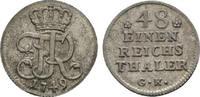 Brandenburg-Preußen 1/48 Taler Friedrich II. 1740-1786