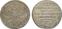 Haus Habsburg Medaille Leopold I. 1657-1705