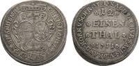 Brandenburg-Bayreuth 1/12 Taler Christian Ernst 1655-1712