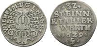 Hessen-Kassel Albus (1/32 Taler) Wilhelm V. 1627-1637