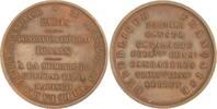 Frankreich Bronzemedaille AN VIII Medaillen Napoleons I.