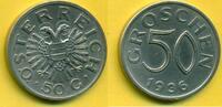 Österreich 50 Groschen
